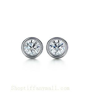 Tiffany & Co outlet Diamonds by the Yard Earrings