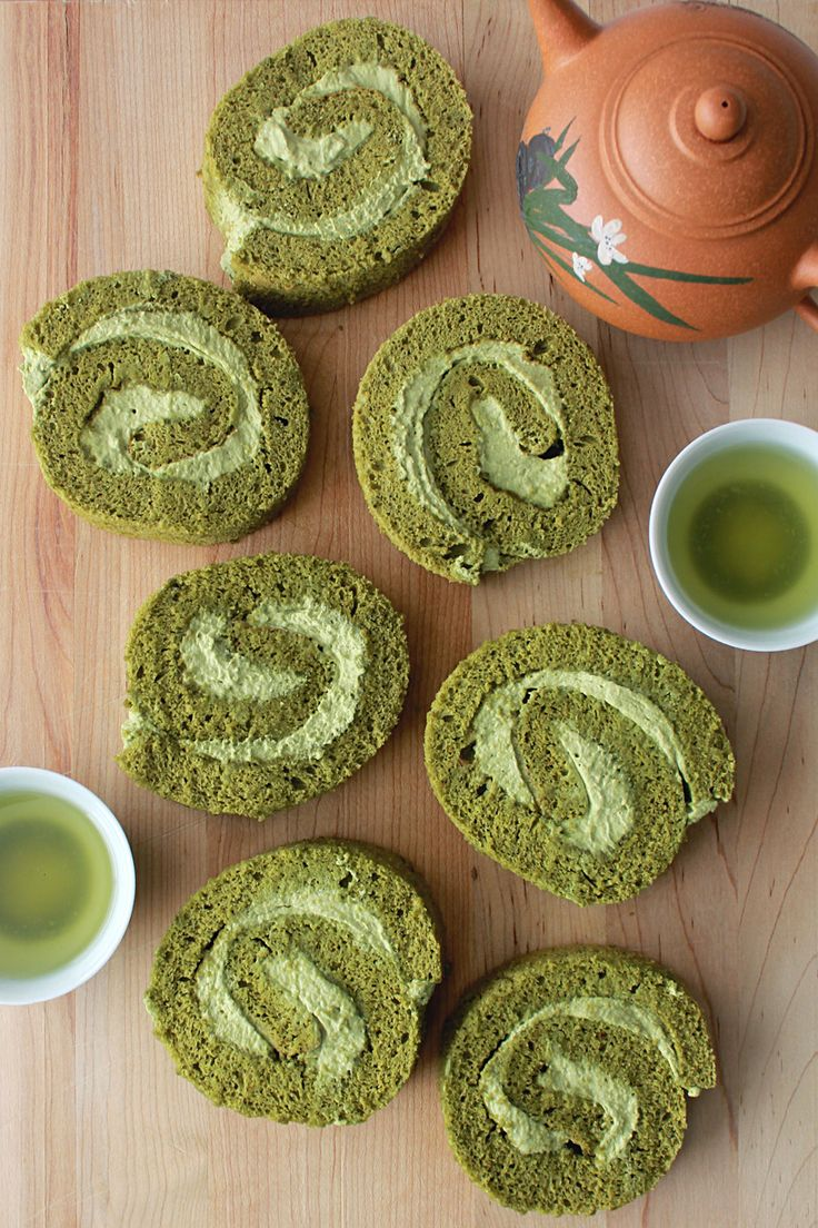Green tea cake roll or swiss roll is nothing new, but I tried my first piece when I was in Hong Kong. It was from a Japanese bakery – I guess green tea is always a thing related to Japan. It's light, airy, but not too sweet. It carried the right amount of green tea …
