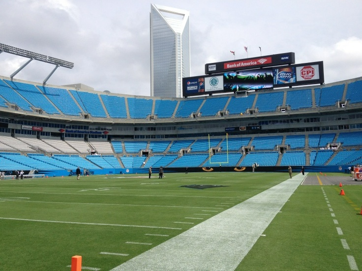 carolina panthers home