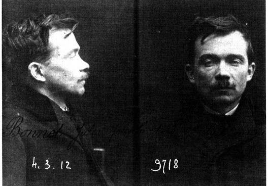 Jules Bonnot, premier braqueur de banques en voiture