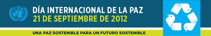 Día Internacional de la Paz 2011 - 21 de septiembre