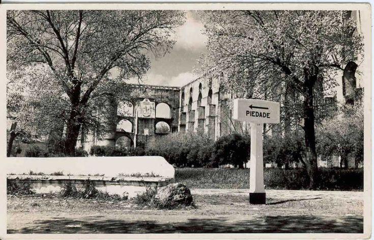 Elvas - Recantos com História: Aqueduto da Amoreira   Portal Elvasnews