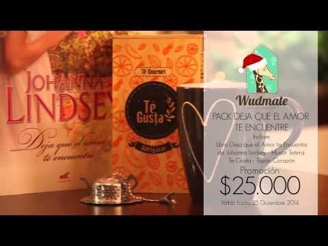 Wudmate: Pack Deja Que El Amor Te Encuentre Esta #Navidad encuentra tus #regalos en www.wudmate.com.  Envíos a todo #Chile y Retiro Gratis en Tienda. #Christmas #Gifts #Ideas #Giftstore #Love #Basket