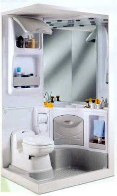 75 best images about wet room micro on pinterest micro - Shipping container bathroom design ...