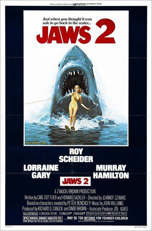 Jaws 2 Full Movie Online 1978