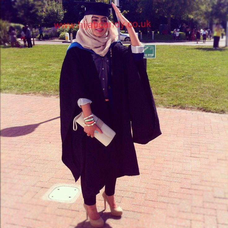 hijab graduation - Google Search