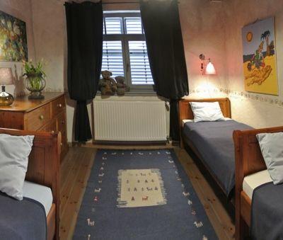 Triple room, ideal for kids - Luxury Villa Art at Lake Balaton
