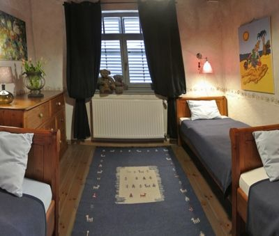 Triple room, ideal for kids - Luxury Villa Art at Lake Balaton