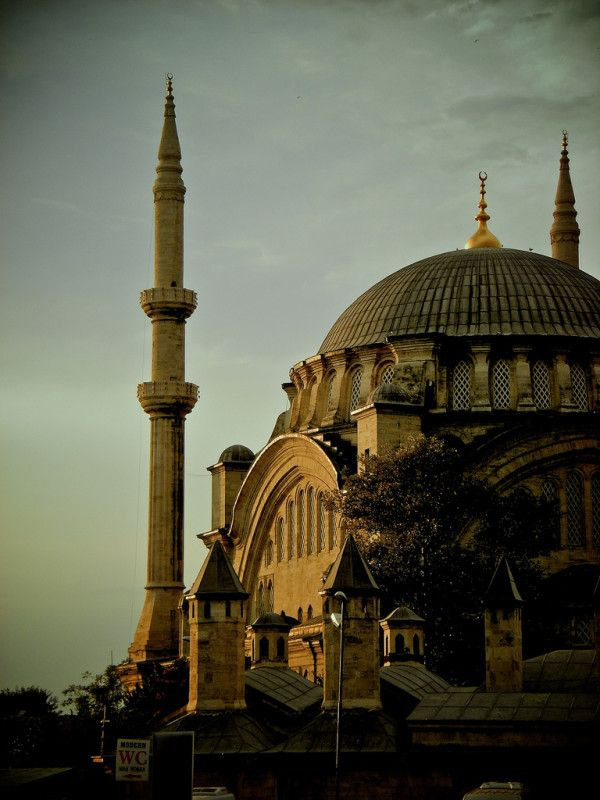 Facts About Turkey Country: Mosque in Istanbul, Turkey