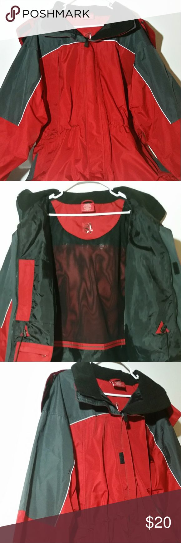 Awesome men's Raincoat Up for grabs is this Awesome MARLBORO Adventure Team heavy duty Red XL raincoat. This coat is in excellent pre-owned condition. marlboro Jackets & Coats Raincoats
