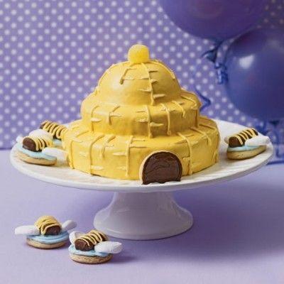 Sweet Beehive Cake