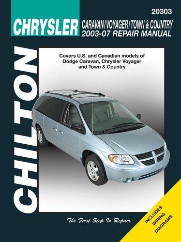 Chrysler Caravan, Voyager, Town & Country 2003-2007 (Chilton's Total Car Care Repair Manuals) - http://musclecarheaven.net/?product=chrysler-caravan-voyager-town-country-2003-2007-chiltons-total-car-care-repair-manuals