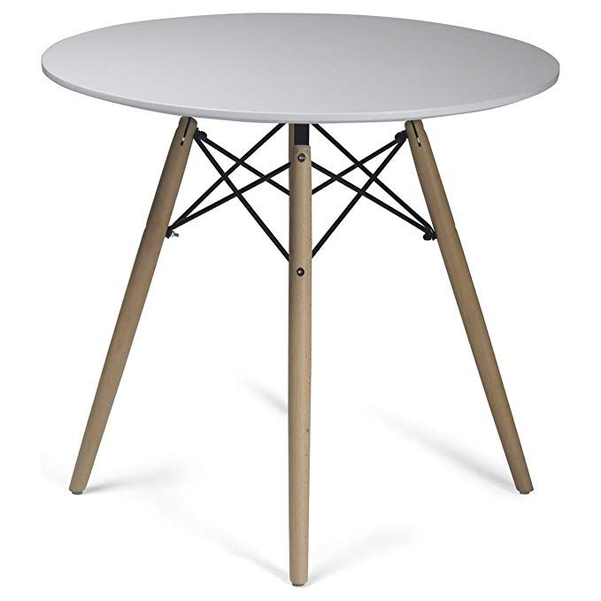 Eiffel 32 Round Dining Table Review Round Dining Table Round Dining Table Small Small White Dining Table