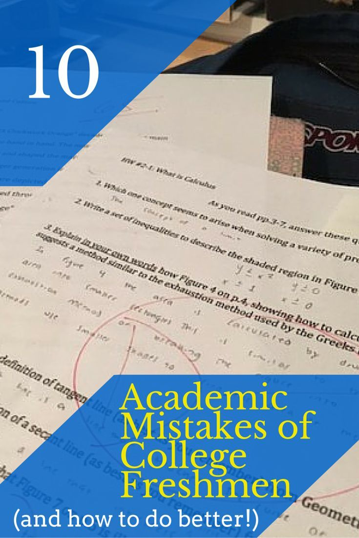 1000 images about college freshman tips fall 10 academic mistakes of college freshmen and how to do better
