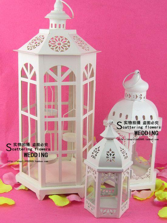 Большой фонарь фонарь новая дорога свинец украшение свадьбы Свадебные украшения поставок свадебный реквизит континентальный Оптовая продажа - Taobao
