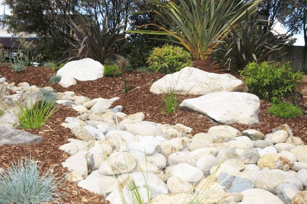 Australian Native Garden Ideas. Native Landscape Design Garden Plan