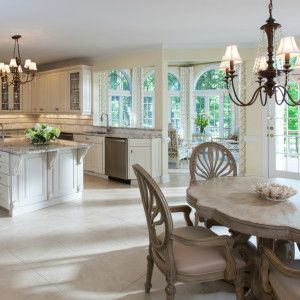 Classic Kitchen - Chantilly Project - Lauren Nicole Designs - Interior Design in Charlotte, NC