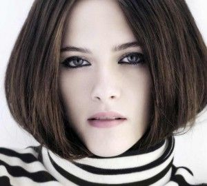 Surprising 1000 Ideas About Blunt Cut Hairstyles On Pinterest Cut Short Hairstyles Gunalazisus