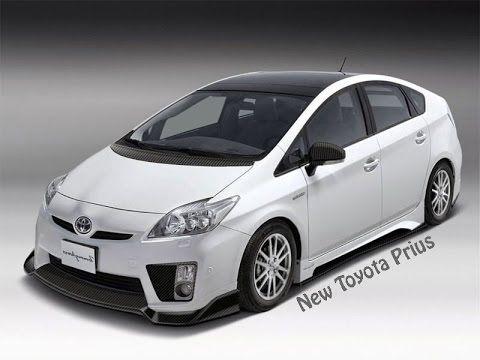 2016 Toyota Prius - Redesign