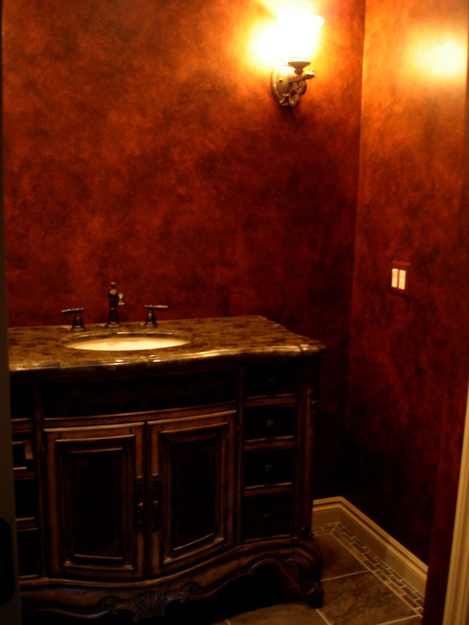 17 best images about faux painting on pinterest how to for Best paint finish for bathroom ceiling
