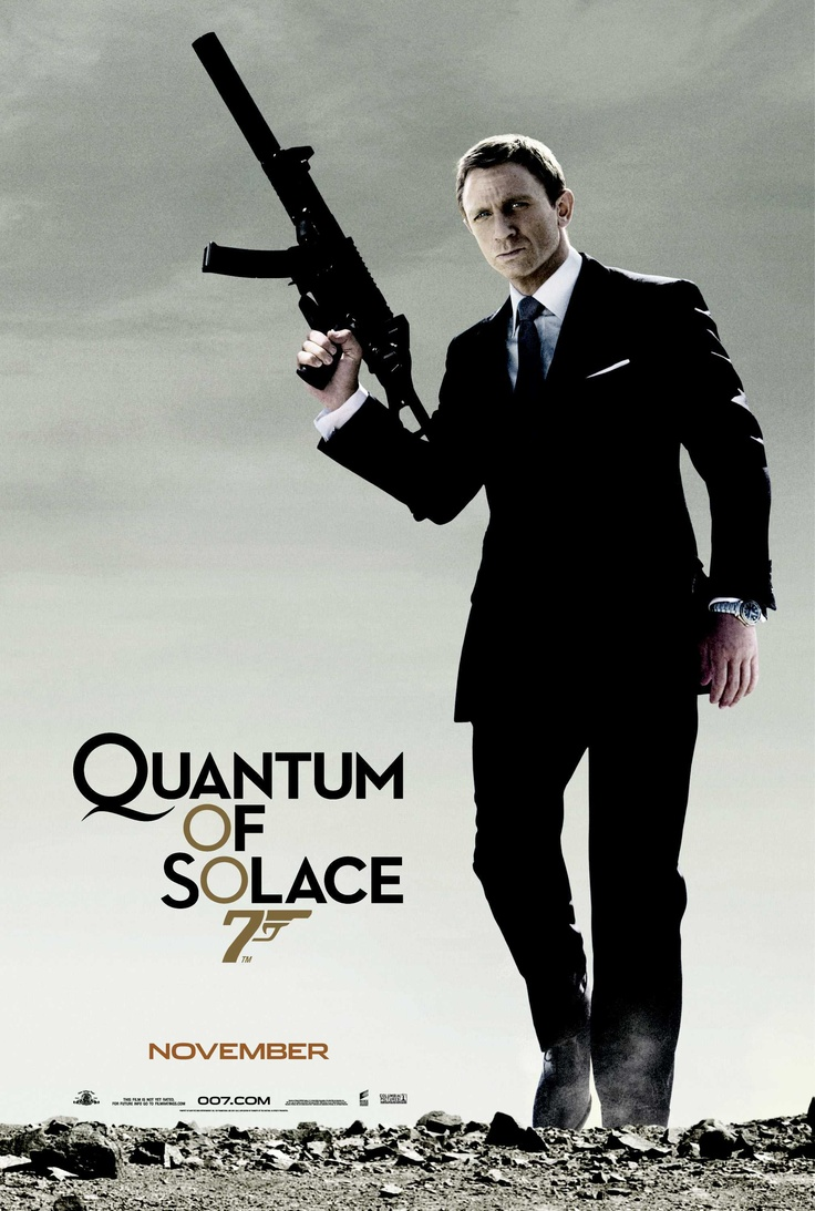 Daniel Craig... 007