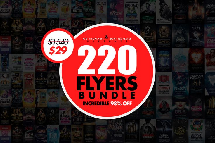 220 MASSIVE Flyer Templates Bundle available here ==> https://crmrkt.com/NPxJX  #FlyerTemplates #PSDFlyer #FlyerBundle #FlyerTemplate