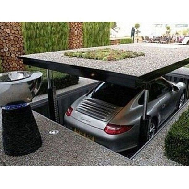 1000 Ideas About Underground Garage On Pinterest: 118 Best Garage Ideas Images On Pinterest