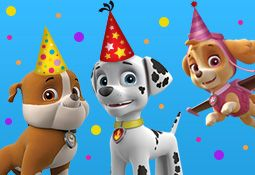 PAW Patrol Party Day Planner   Nick Jr.  Lots of free party printables and ideas.  Love the pin the badge on Chase game!