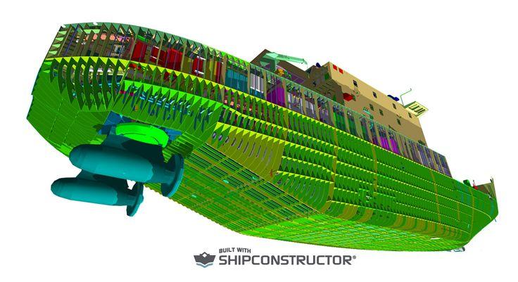 Navisworks Clash Detection Model : Autodesk navisworks d engineering model rendering of the