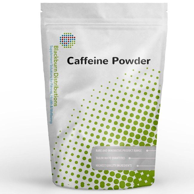 Caffeine Powder can support increases in heart rate and mental alertness. http://www.blackburndistributions.com/pure-caffeine-powder.html