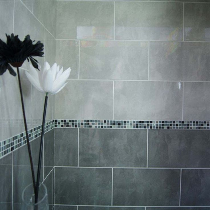 Aspendos Dark Grey And Light Greay Shown Here A Gloss Ceramic Marble Effect