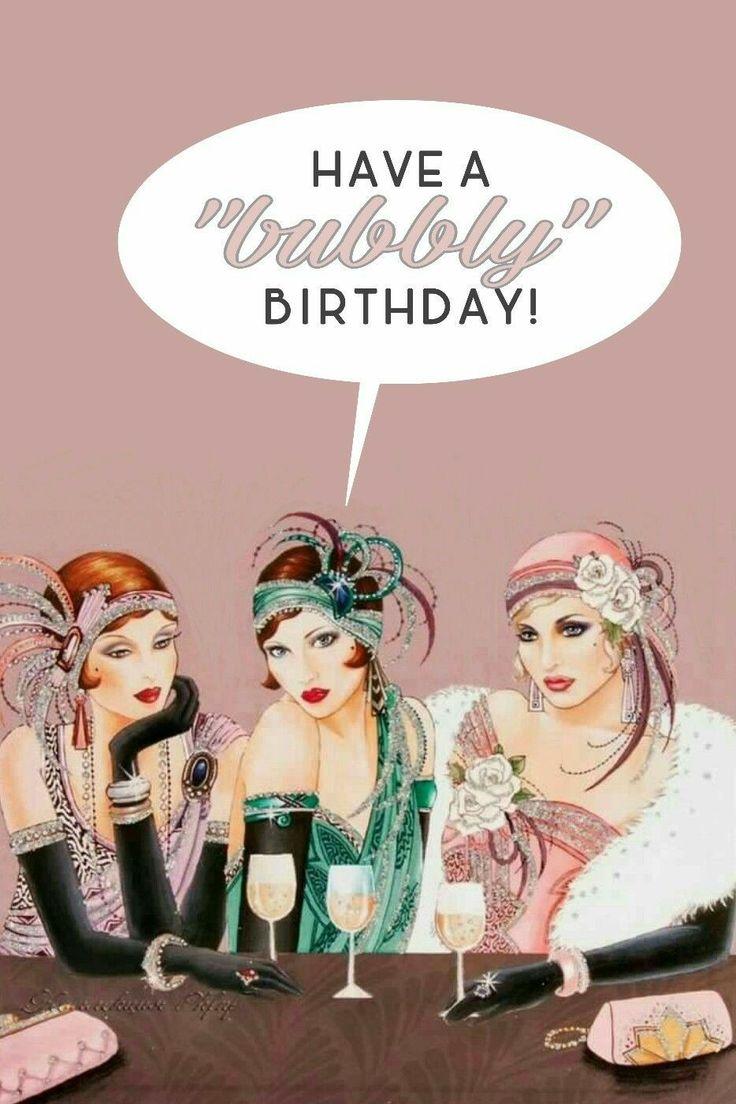 Gelukkige verjaardag Betty. Sprankel op deze dag x