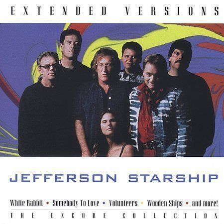 Extended Versions by Jefferson Starship (CD, Aug-2000, BMG Special Products) 755174562020   eBay