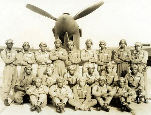 tuskegee airmen - congressional medal of honor