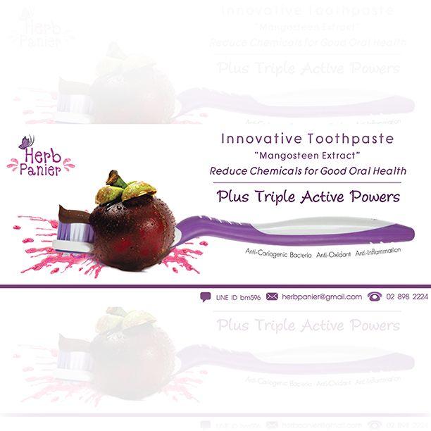 Mangosteen Toothpaste