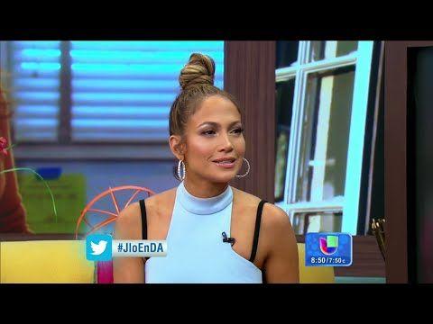 Jennifer Lopez en Despierta America 2015 - http://www.justsong.eu/jennifer-lopez-en-despierta-america-2015/