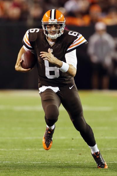The Tragedy of Brian Hoyer's ACL Injury: #NFL #Hoyer #ACL #NFLInjury #Browns