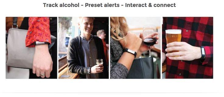 banner-proof Proof: El wearable que te dice cuando parar de beber alcohol