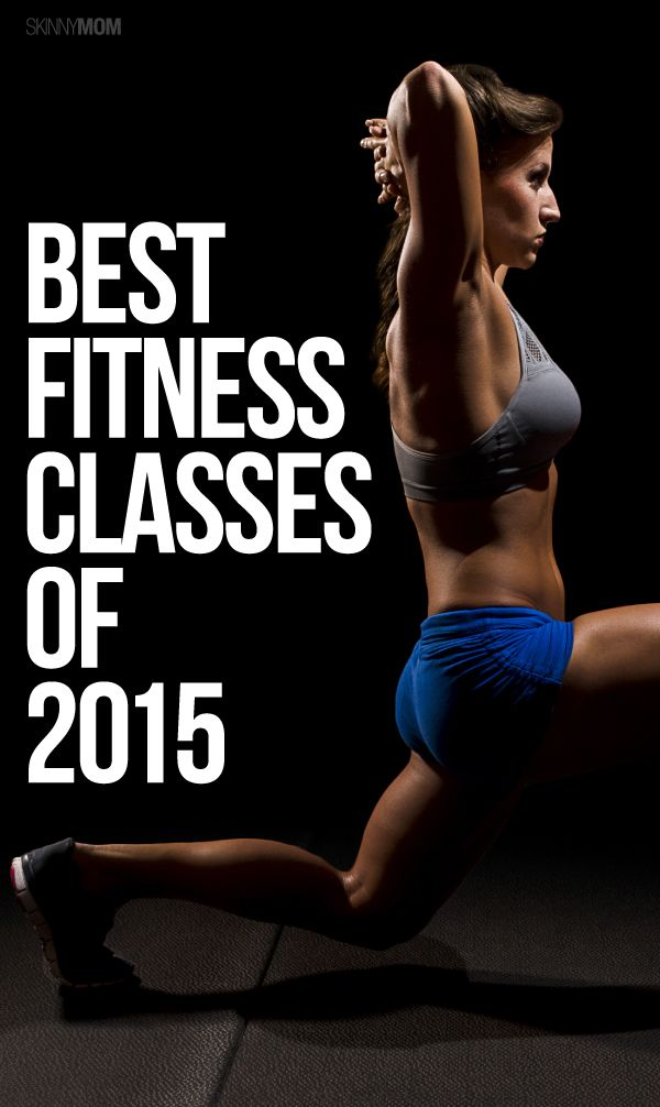 These are the top fitness classes of 2015.