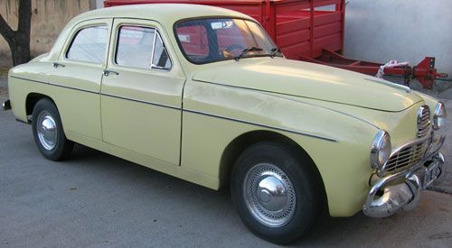 IKA Bergantin (Argentina, a locally built Alfa Romeo 1900 with a Willys engine)