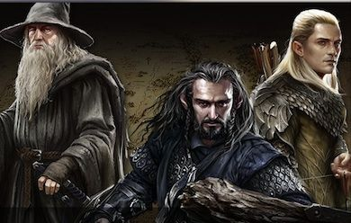 The Hobbit: Kingdoms of Middle-earth « iOS Game - DotMMO.com