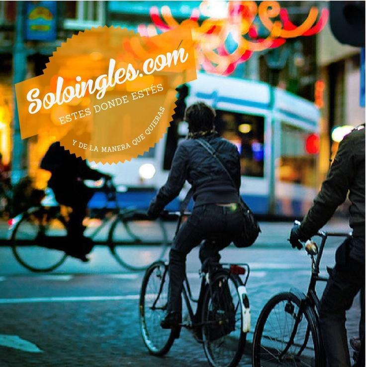 I WANT TO BREAK FREE  Con saber no alcanza, necesitas HABLAR  -www.soloingles.com Clases en Internet por videoconferencia
