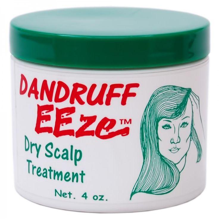 Dandruff EEze Dry Scalp Treatment 4oz