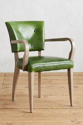 Premium Leather Promena Armchair