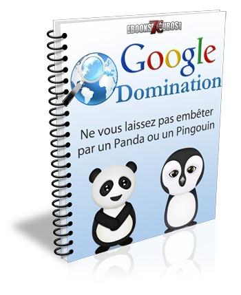 Dominer Google - Ne vous faites plus de soucis pour les pandas ou les pingouins