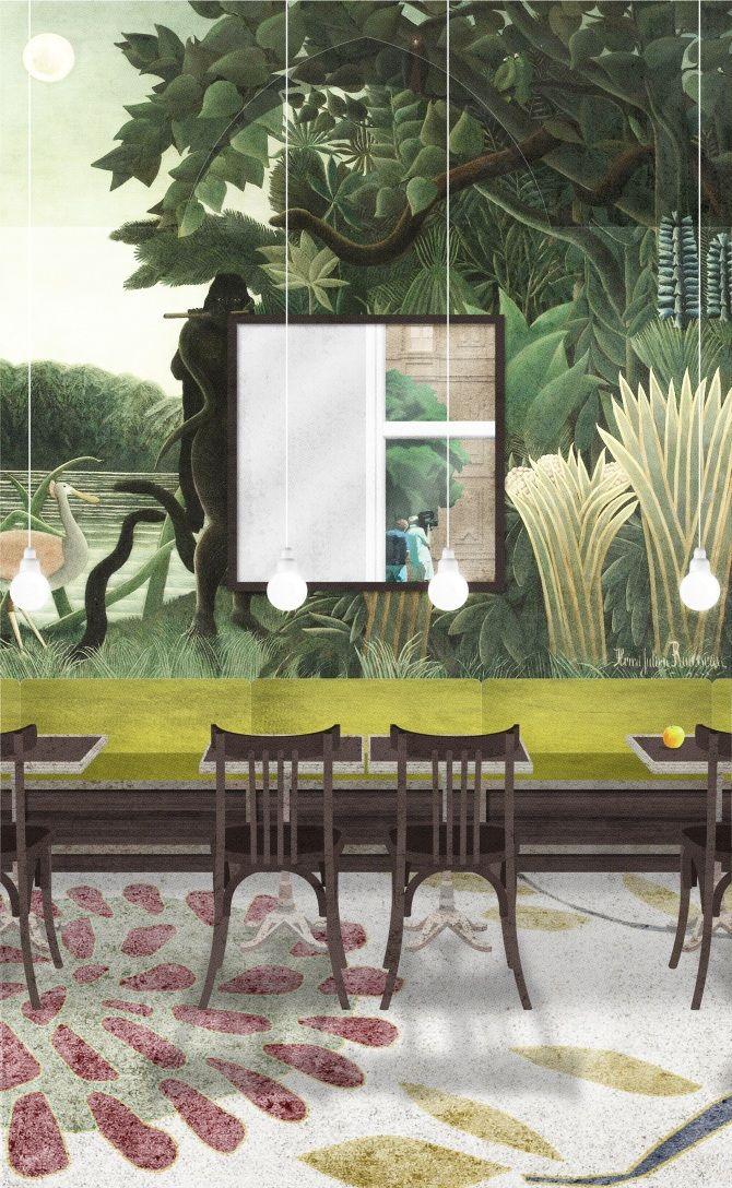MURENA_the Fritz Bar, Natural Museum Torino, Fosbury Architecture