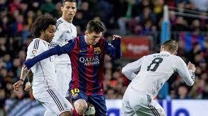 el super clasico de futbol español 2016