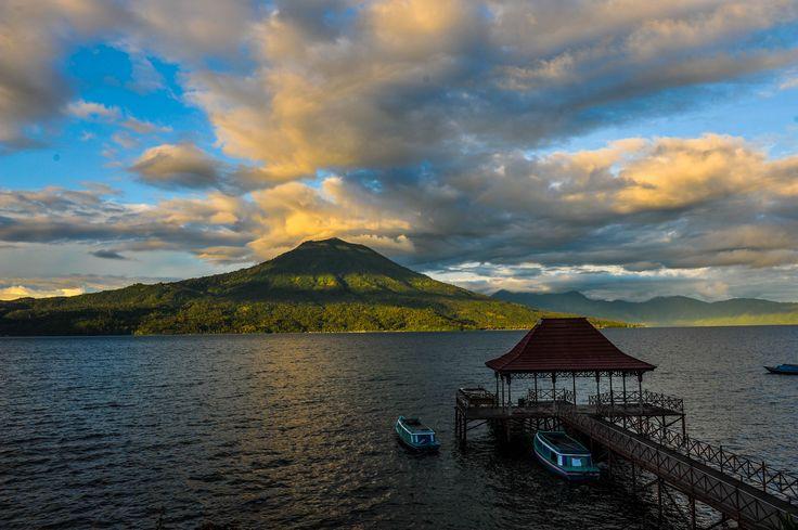 Pesona Indonesia : Fakta Seru Danau Ranau