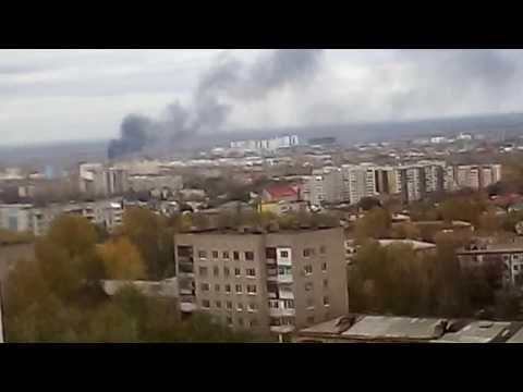 На россии горит ракетно-космический центр. (ФОТО, ВИДЕО) — #трайдент  23.10.2016 ПИТЬ НАДО МЕНЬШЕ!