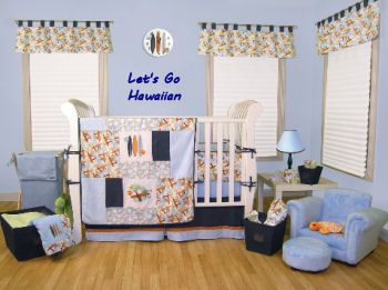 17 Best Images About Hawaiian Baby Girl Nursery On